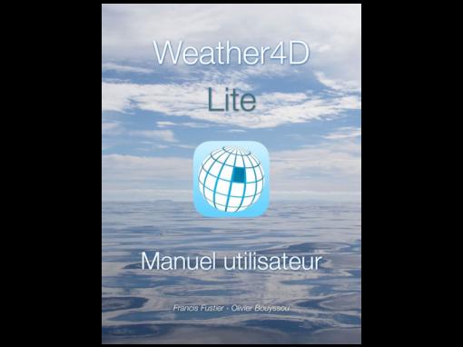 Manuel Utilisateur Weather4D Lite