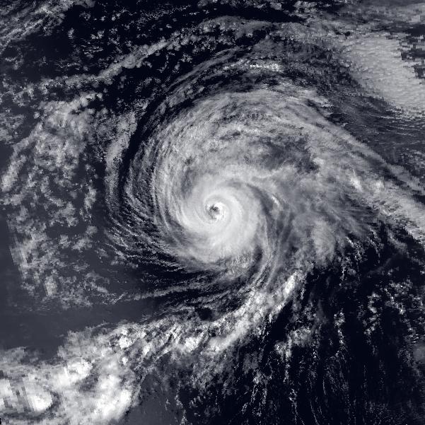 Hurricane Raymond 1983