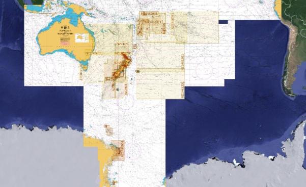Geogarage met à jour les cartes NZ Linz