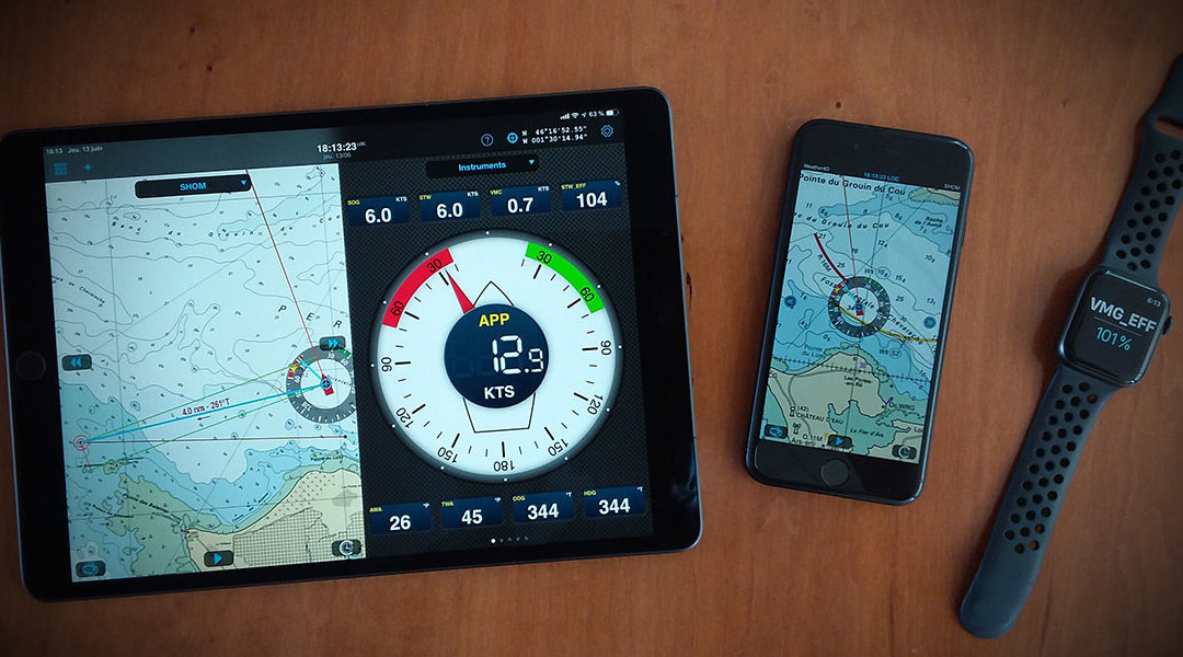 10 nouvelles raisons d'adopter Weather4D Routage & Navigation
