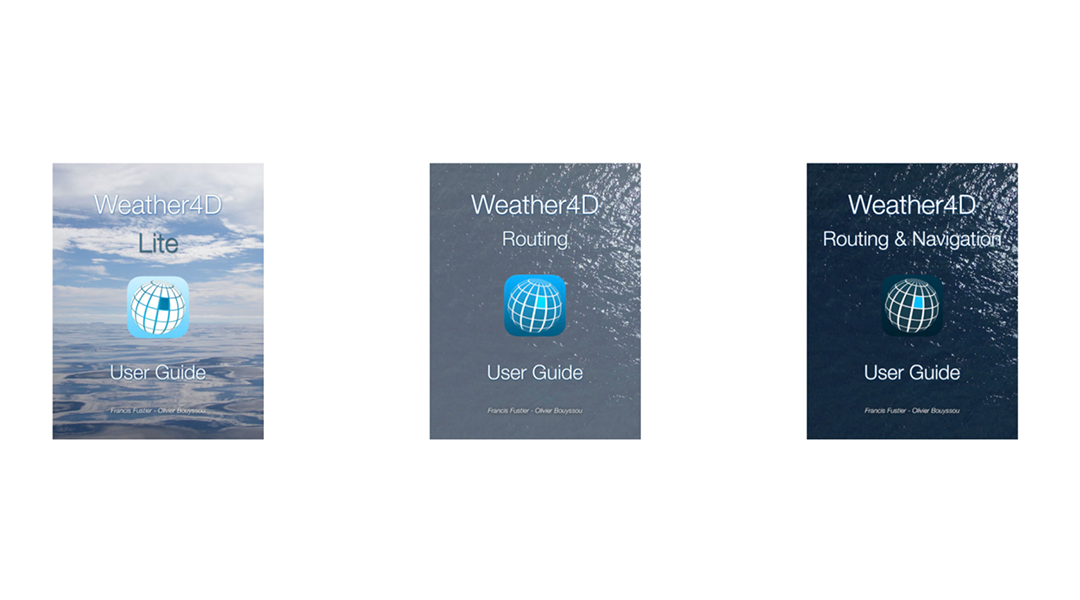 Weather4D User Guide serie