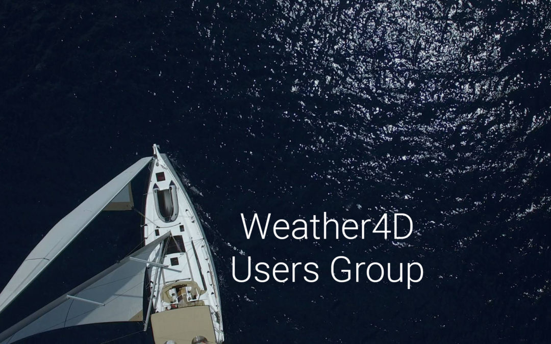 Join the Weather4D Users Group on Facebook